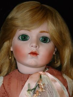 1980 Reproduction 23 Bru JNE Doll by Denise Lemmon