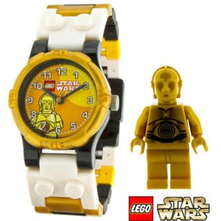 Lego Star Wars Kids Watch C3PO