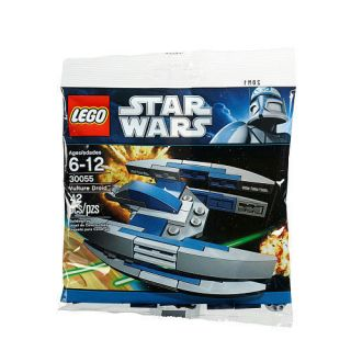 Lego 30055 Star Wars Droid Fighter Set