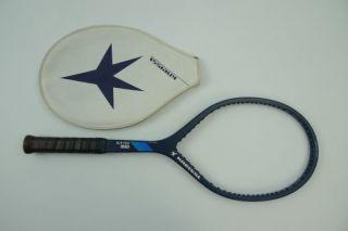 Kneissl Blue Star Mid Original Lendl Tennis Racket Vintage Adidas GTX