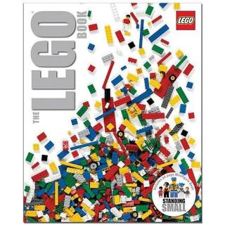 The Lego Book Standing Small 30 yrs of Minifig New