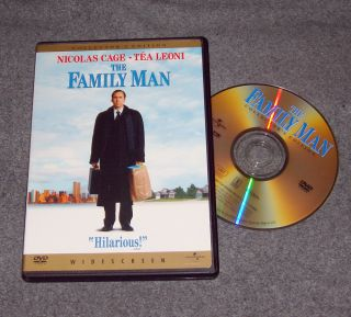 The Family Man Cage Leoni Collectors Edition DVD