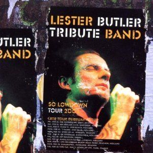 Lester Butler Tribute Band So Lown Down CD Red Devils
