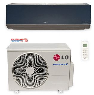 12000 BTU LG Ductless Mini Split Air Conditioner SEER 20 Cool Heat