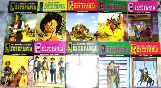 Lafuente Estefania lote de 10 Libros Nuevos de Coleccion