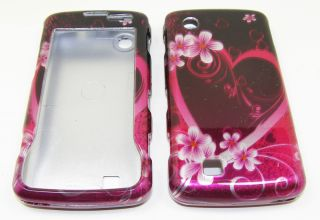 LG Chocolate Touch VX8575 Snap on Phone Cover Hard Case