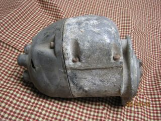 Case Tractor Model D Magneto Used Ji Case Tractor Part AC IH