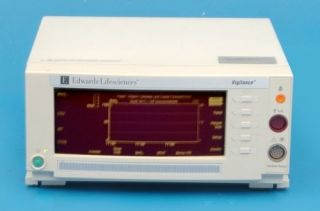 60 Day Warranty Edwards Life Science Vigilance VGS Patient Monitor