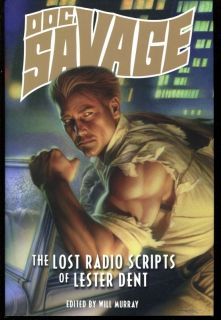 DOC SAVAGE Lester Dent Rare HC/DJ LIMITED #234 OF 300 SIGNED AND