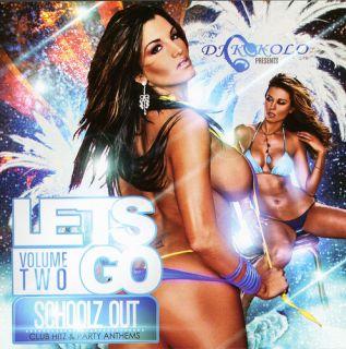 DJ Kokolo Lets Go Party 2 Workout Club House Uptempo Pop Non Stop