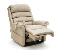 Pride Leather Recliner Electric Lift Chair