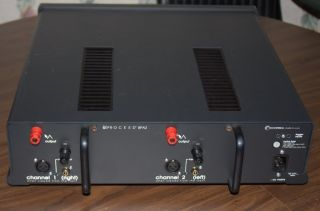 Proceed BPA2 BPA 2 Mark Levinson Madrigal 2 Channel Power Amplifier