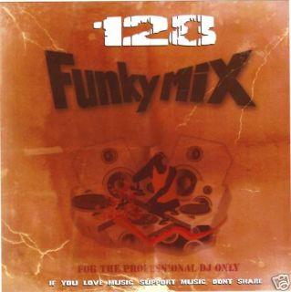 Funkymix 128 CD Ultimix Records I Yaz Lil Jon Jay Z
