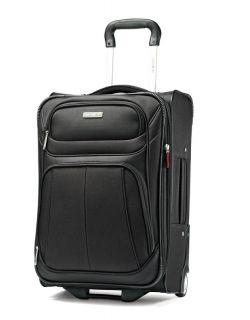 Samsonite Aspire Sport Upright 21 Carry on Luggage in Black