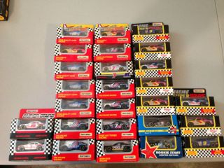 64 Nascar Die Cast Lot Collection Earnhardt Martin Gordon Transporters