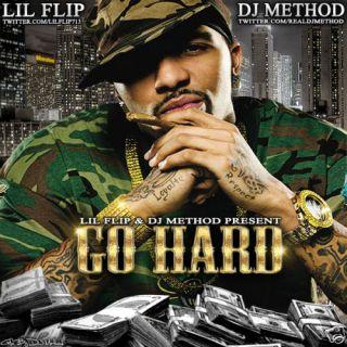 Lil Flip DJ Method Go Hard Mixtape