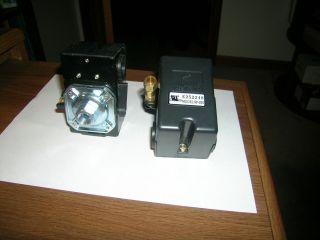 25 AMP H1 air compressor pressure switch 145 175 XTRA HD replaces sqd