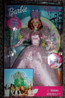 Wizard of oz Glinda Good Witch Mattel Barbie Doll Talks