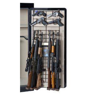 Rack Em Maximizer 6037 in Safe Full Door Gun Rack New