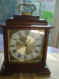 Linden Chiming Mantel Clock