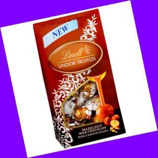 Lindt Lindor Hazelnut Milk Chocolate Truffles 5 1 0z