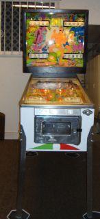 Jungle Wild Life Pinball Machine 1972 Gottlieb