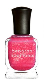 NEW Deborah Lippmann SWEET DREAMS 3D holo nail polish lacquer LIMITED