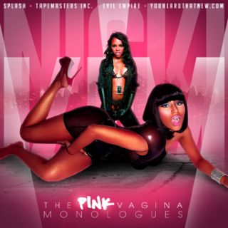 Nicki Minak vs Lil Kim Pink Vagina Monologues Official