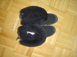 Womens Ugg Australia 5219 Ultiamte Bind Shearling Boots Sz 5W COLOR