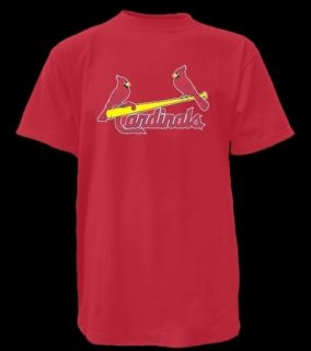 Cardinals Officially Licensed MLB Majestic Replica T Shirt Jersey
