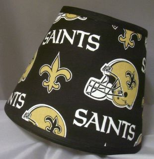 New Lamp Shade New Orleans Saints NFL Football Sports