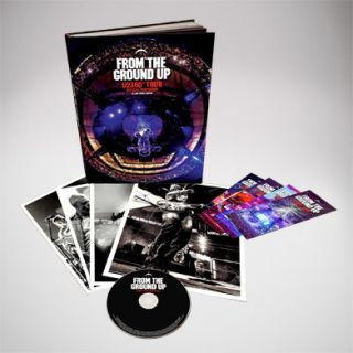 The Ground UpMUSIC EDITION 360° Tour Book+EXCLUSIVE 15 song LIVE CD
