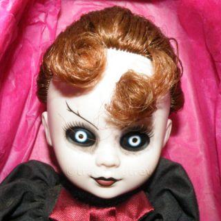 Living Dead Dolls Series 2 Lizzie Borden Figure Boxed