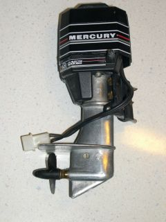 Radio Control Mercury Outboard Boat Motor Electric