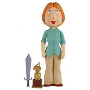 Figure Lois Griffin Family Guy 6 Scale Figure Mezco