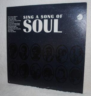 of Soul LP Record RARE DJ Copy Checker Soul Blues Little Milton