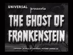 of Frankenstein 16mm Feature Horror Bela Lugosi Lon Chaney Jr