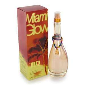 Miami Glow by JLO Jennifer Lopez Eau de Toilette Spray Women 3 4oz New