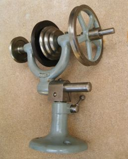 Lorch Watchmakers Jewelers lathe countershaft to suit boley levin and