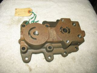 John Deere Transmission Power Train Cover AM19180 Models 1800 F911 318