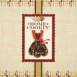 Home Cookin Scrapbook Recipe Keeper Binder Lori Siebert