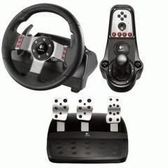 Logitech G27 Gaming Racing Wheel PC PS2 PS3