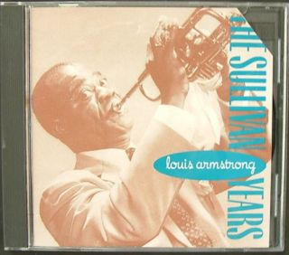 Louis Armstrong The Sullivan Years Out of Print CD 016581942721