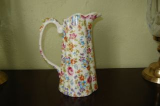 Lord Nelson Ware Chintz Pitcher