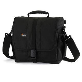 Lowepro Adventura 160 DSLR Digital Camera 2 Lens Shoulder Bag Case
