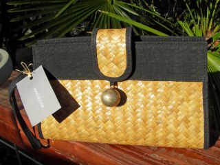 Lulii Handwoven Design Natural Fiber Made in USA Simple But Stunning