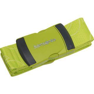 Samsonite Travel Accessories Luggage Strap Neon Green