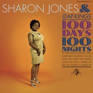 Sharon Jones The DAP Kings 100 Days 100 Nights LP Vinyl Indie SEALED