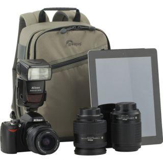 Lowepro Photo Traveler 150 Backpack Bag Digital DSLR Camera Tablet