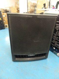 Audio GSR18 Active Loudspeaker Sub Subwoofer 18 500 Watt